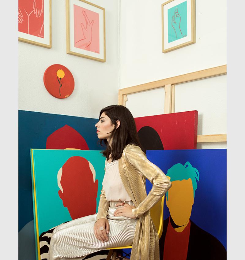 Entrevista con la artista Coco Dávez