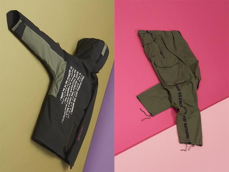 Streetwear con Mensaje: Converse x Slam Jam