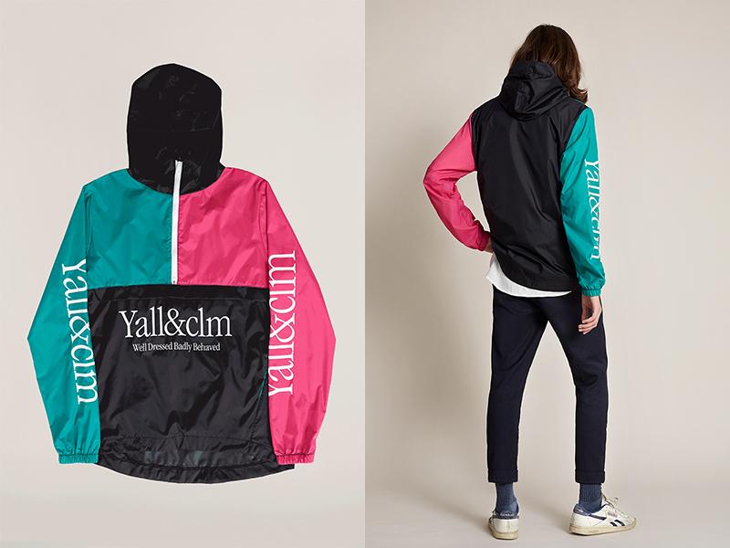 Costalamel & Yall, Streetwear Náutico