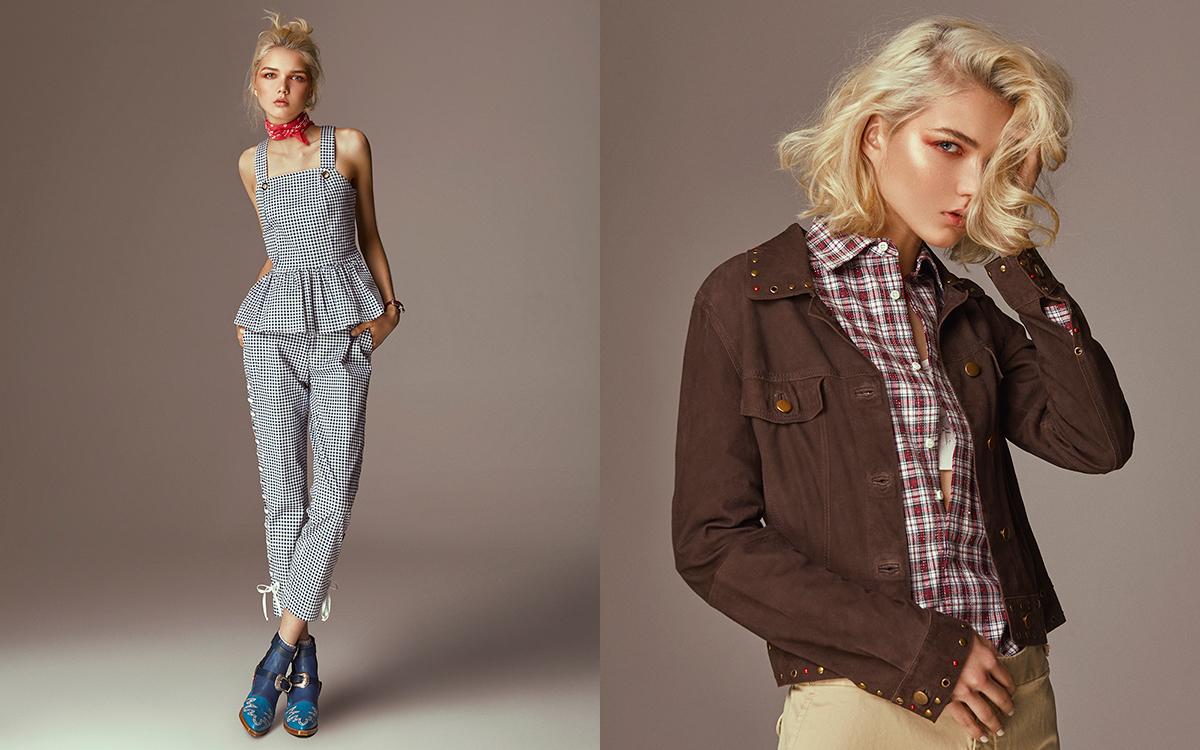 Editorial Moda x Danniel Rojas & Belén Claver