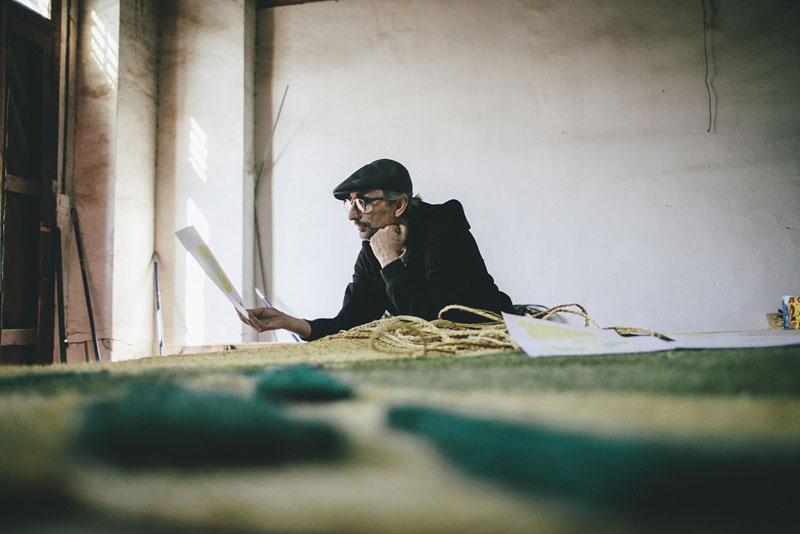 Crear sin prisa: Martín Azúa