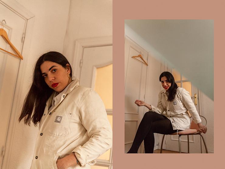 Silvia Bianchi, arte, moda y música