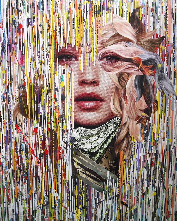 Cut Cut Cut expo de Miguel Shadows