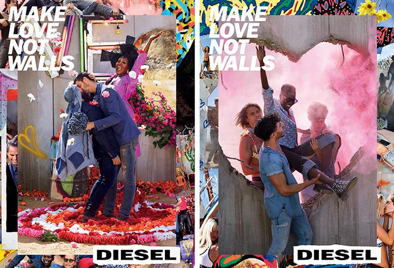 El amor de Diesel derriba muros