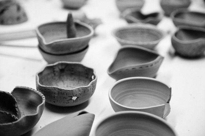 Domanises: diferentes vasijas