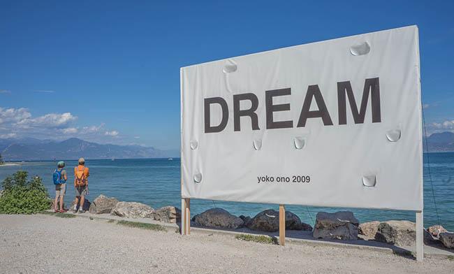 Soñar para crear