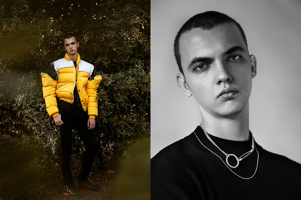 Editorial de Moda x Mara Alonso & Samuel Sanz