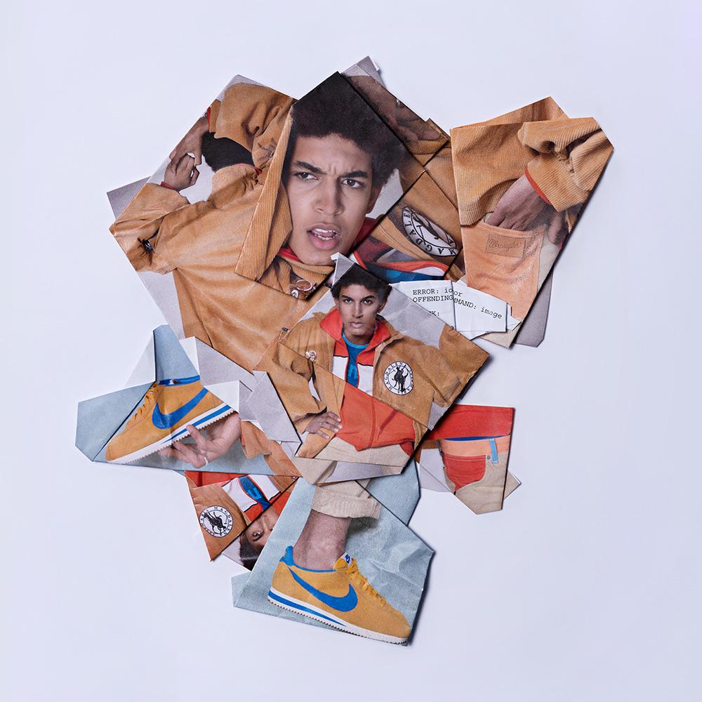 Collage Moda x Vincent Urbani