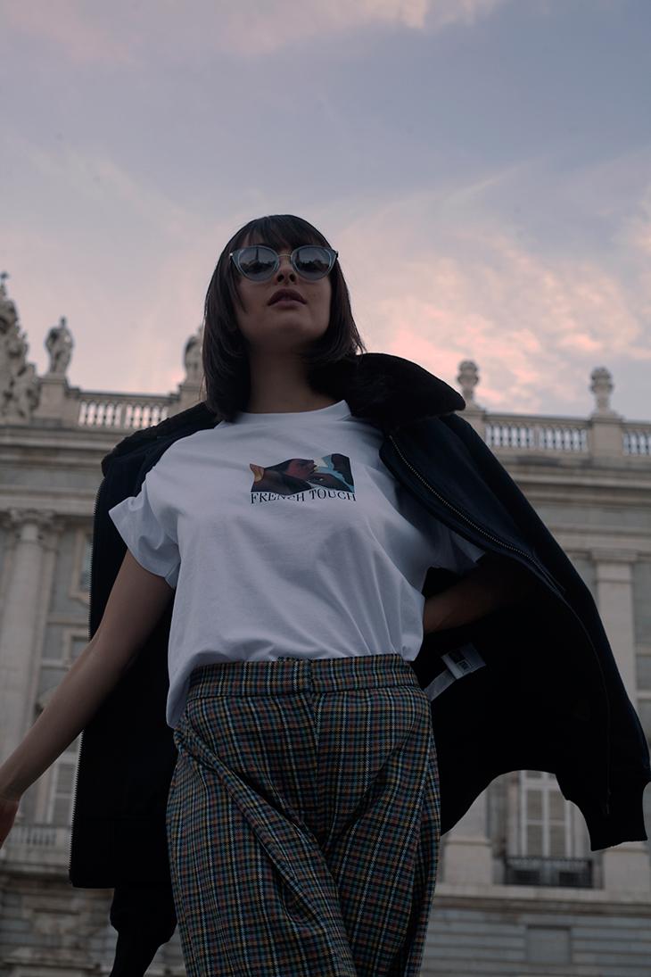 Irene Noren en Madrid