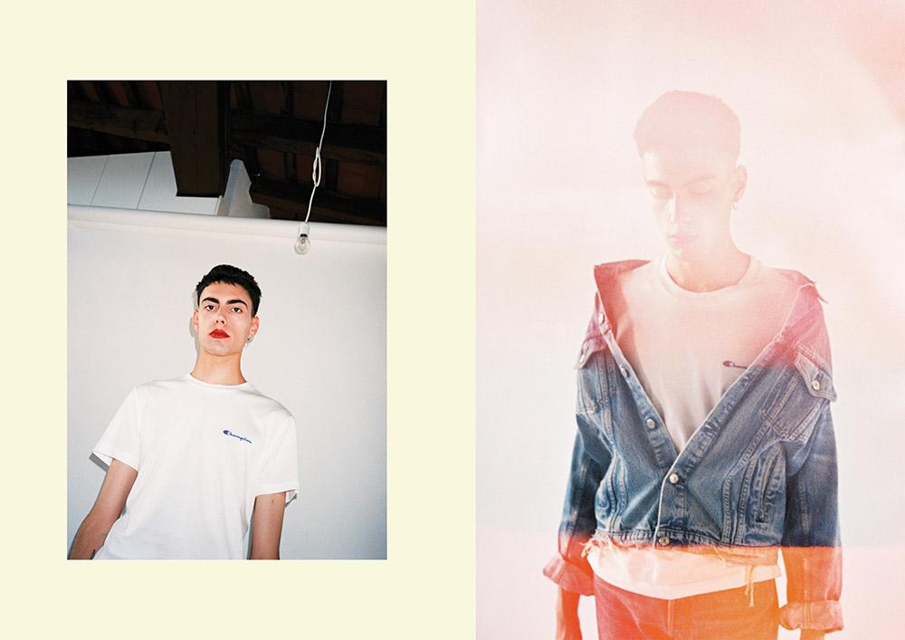 Editorial de Moda x Héctor Pozuelo & Sofía Sebastián