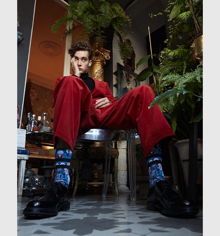 Editorial de Moda x Álex Gallego