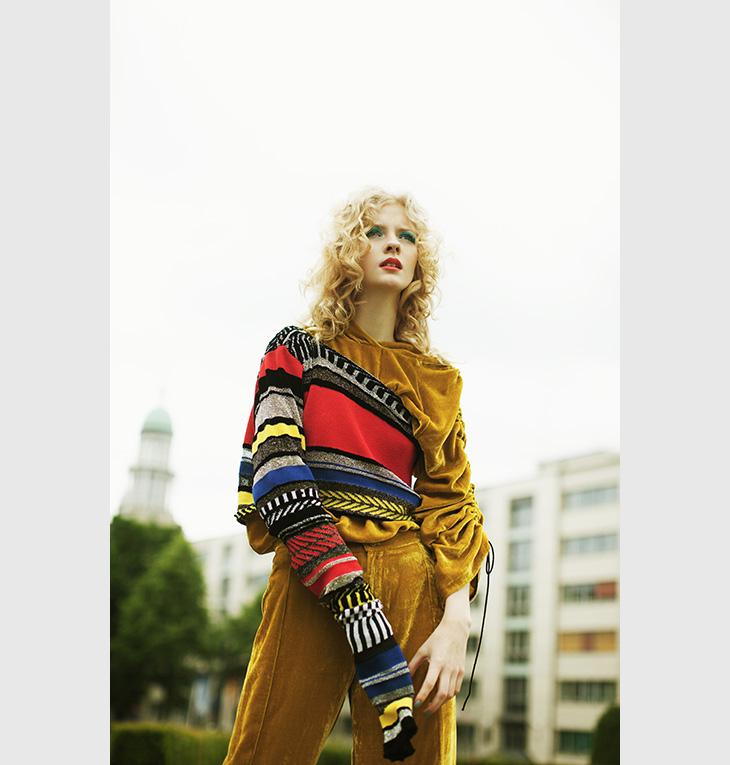 Editorial Moda x Suzana Holtgrave & Gabriela Pintado