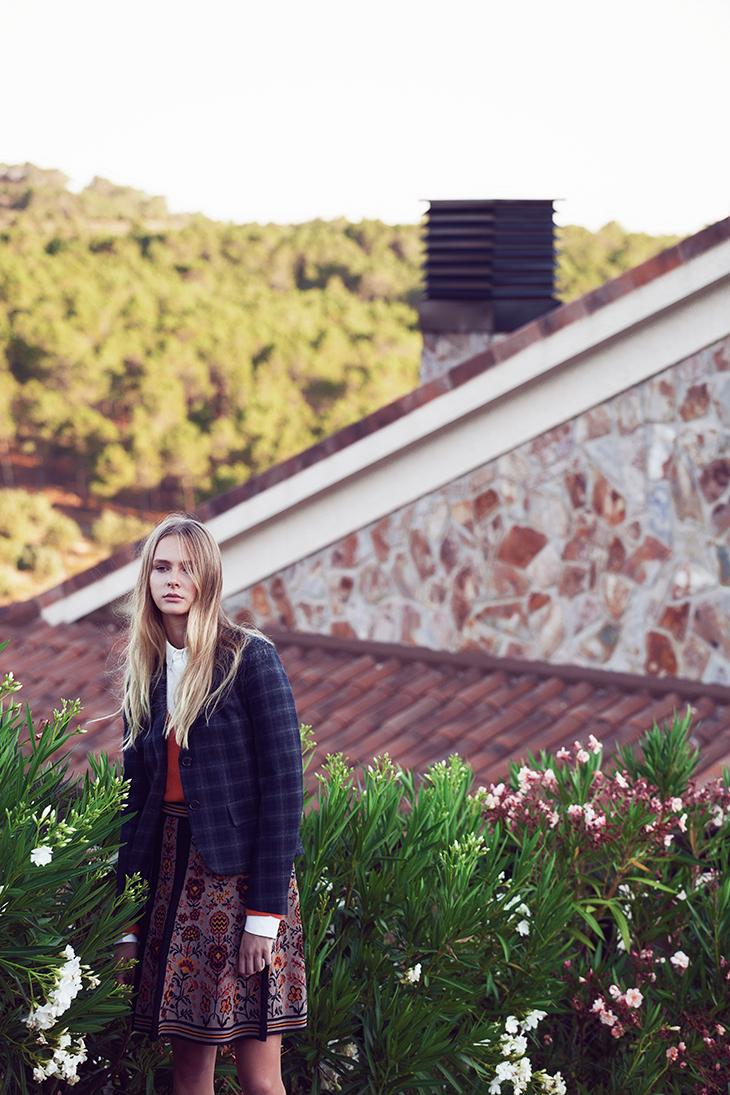 Editorial de Moda Chica x Julio Paniagua