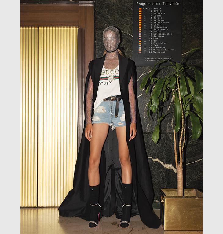 Editorial de Moda x Jesús Leonardo & Javier de Juanas
