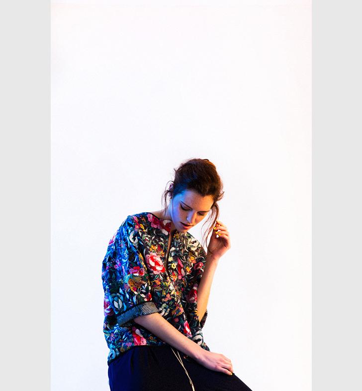Editorial de Moda x Miky Díez