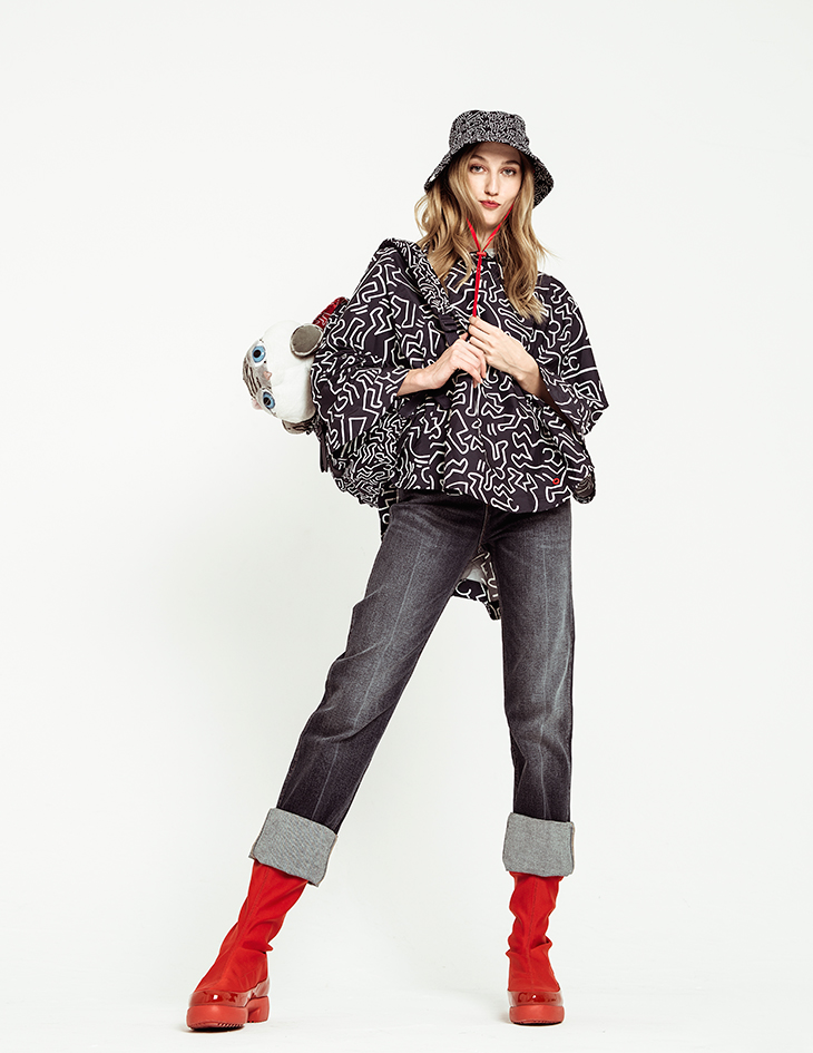 Editorial Moda Chica y Peluches x Kristen Wicce