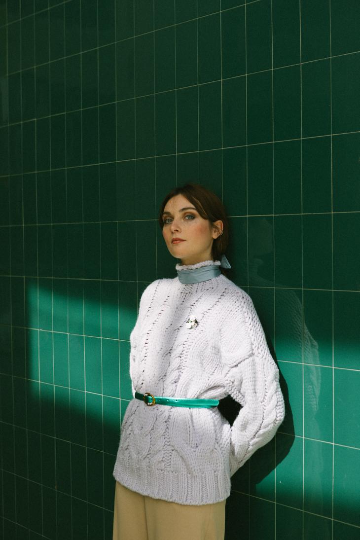 Editorial Moda Chicas x Silvia Gil Roldán