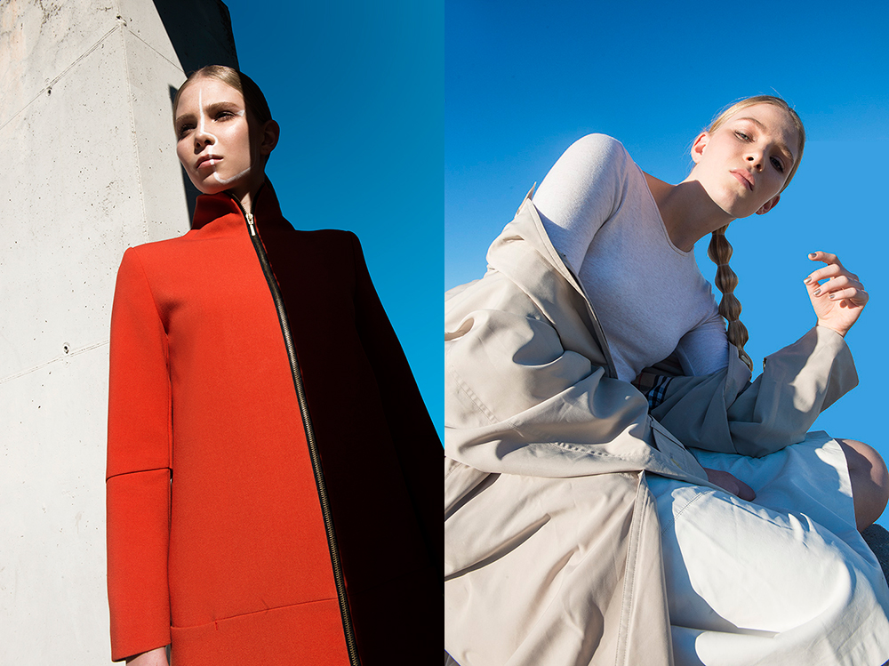 Editorial de Moda Sera Zelva