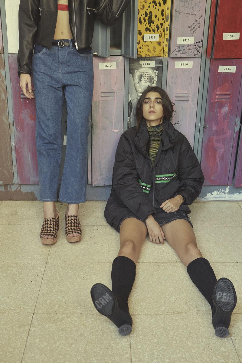 Editorial Moda Chicas x Oliver Pedrosa