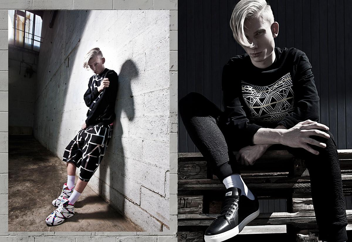 Editorial de Moda x Ana Coello