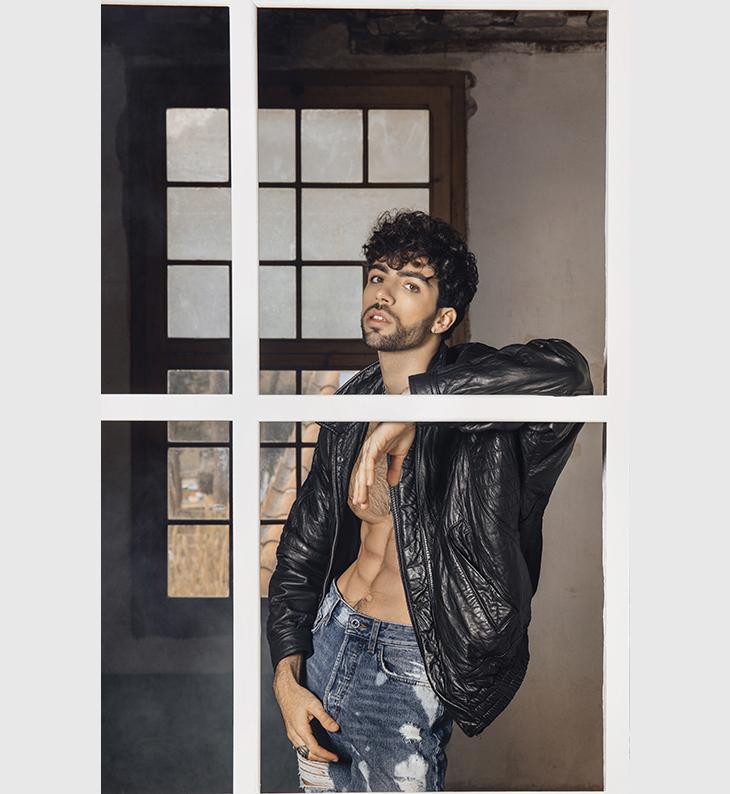 Editorial Moda Chico x David García