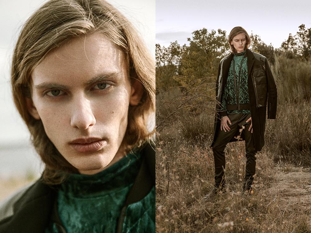 Editorial de Moda x Julio Paniagua