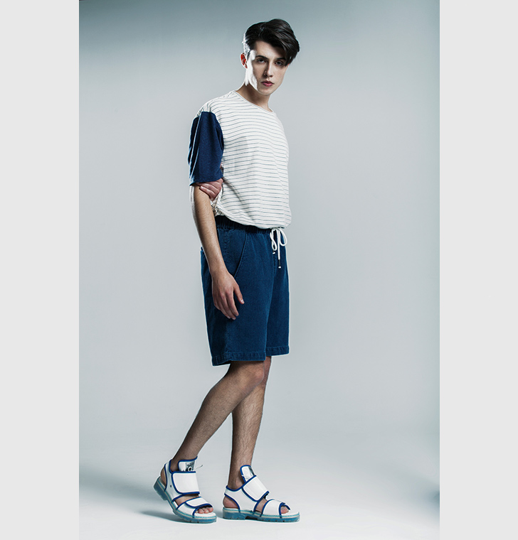 Editorial Moda x Julio Paniagua