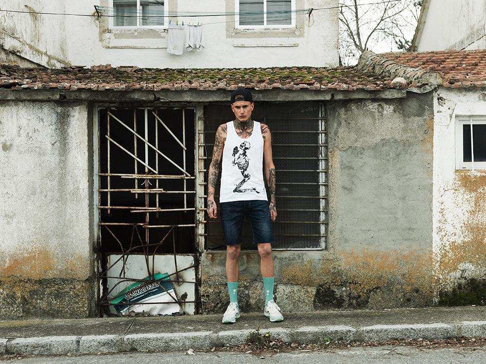 Editorial de Moda x Nacho de la Fuente