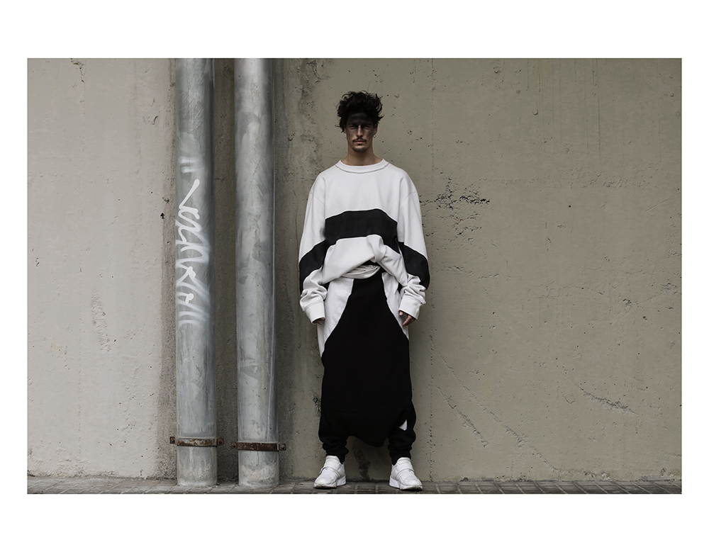 Streetwear Artesanal: Amos Tranque
