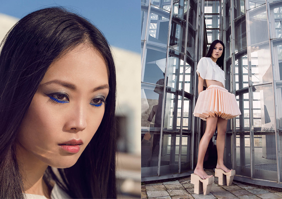 Editorial de Moda x Amaia Niango | Neo2 Magazine - photo#27