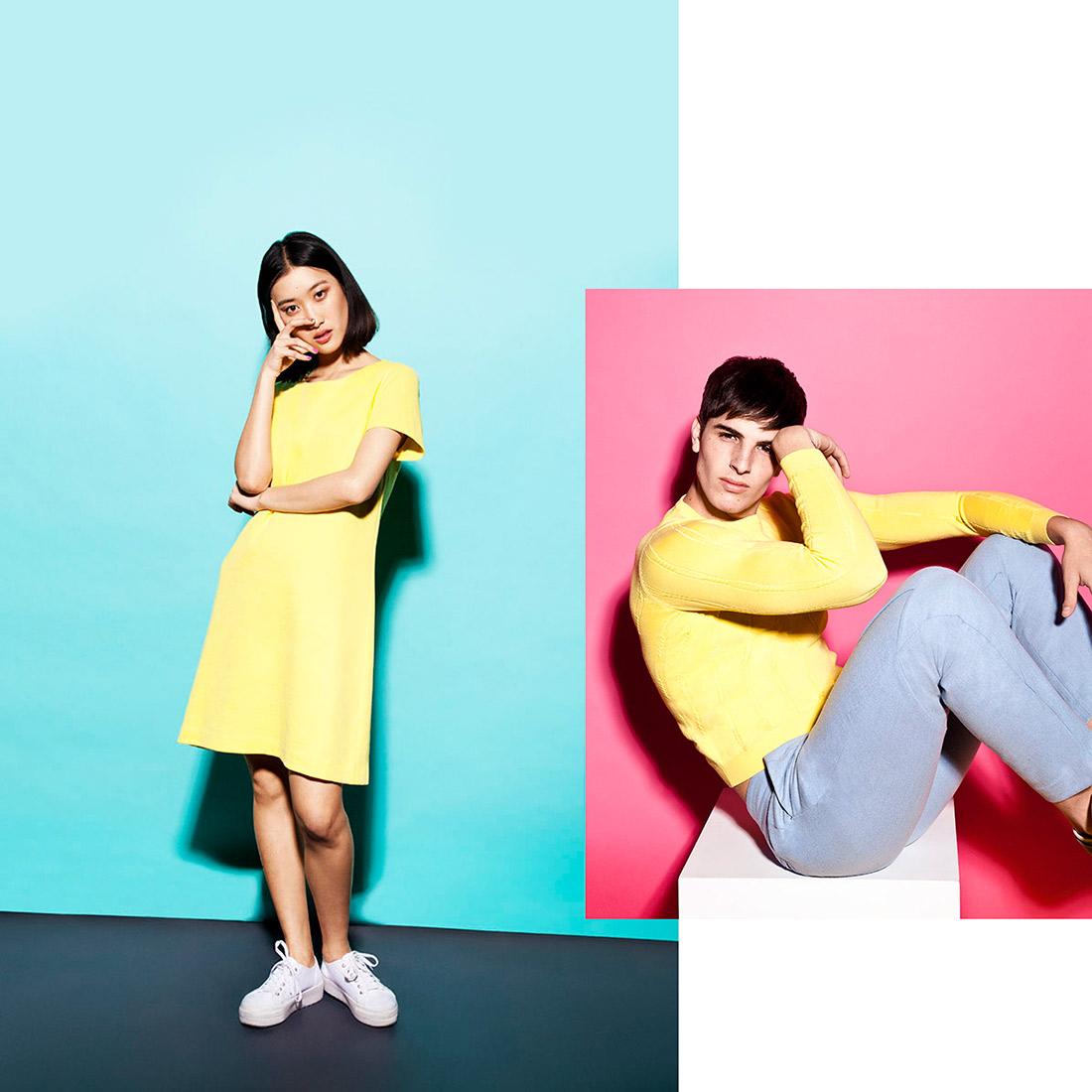Editorial Moda x Ricardo Gardel
