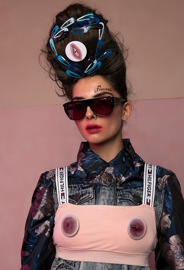 editorial-moda-lesbos-araceli-adeva-14 Editorial de Moda Lesbos x Araceli Adeva