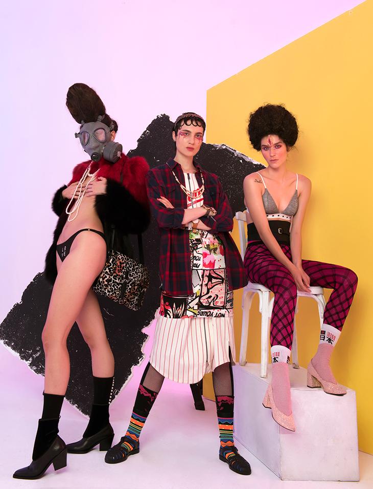 editorial-moda-lesbos-araceli-adeva-16 Editorial de Moda Lesbos x Araceli Adeva