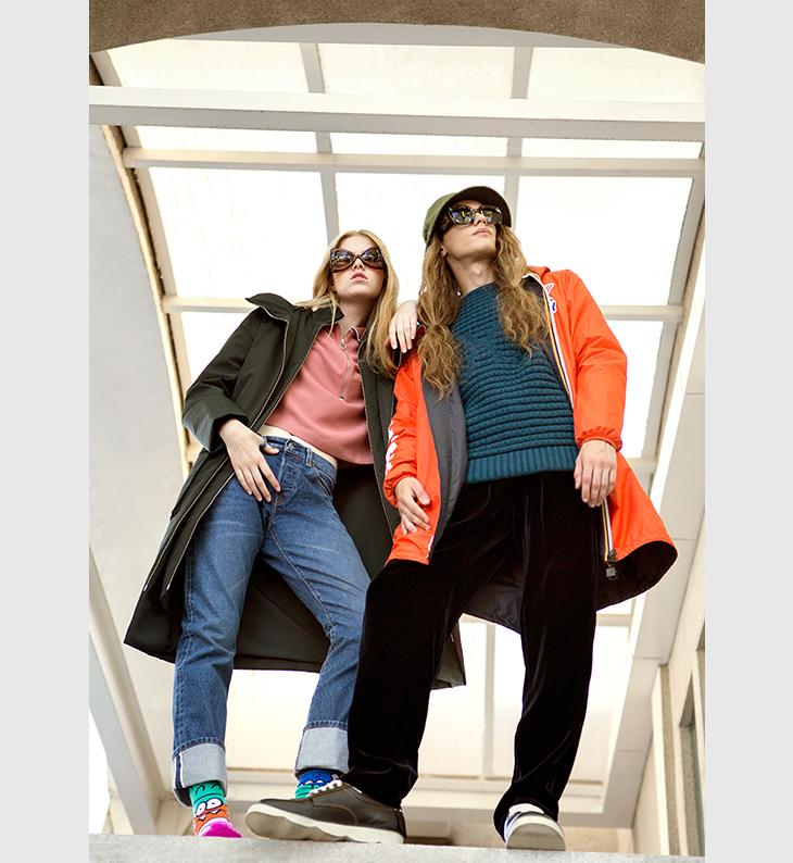 Editorial Moda Urbana x Liabuarna