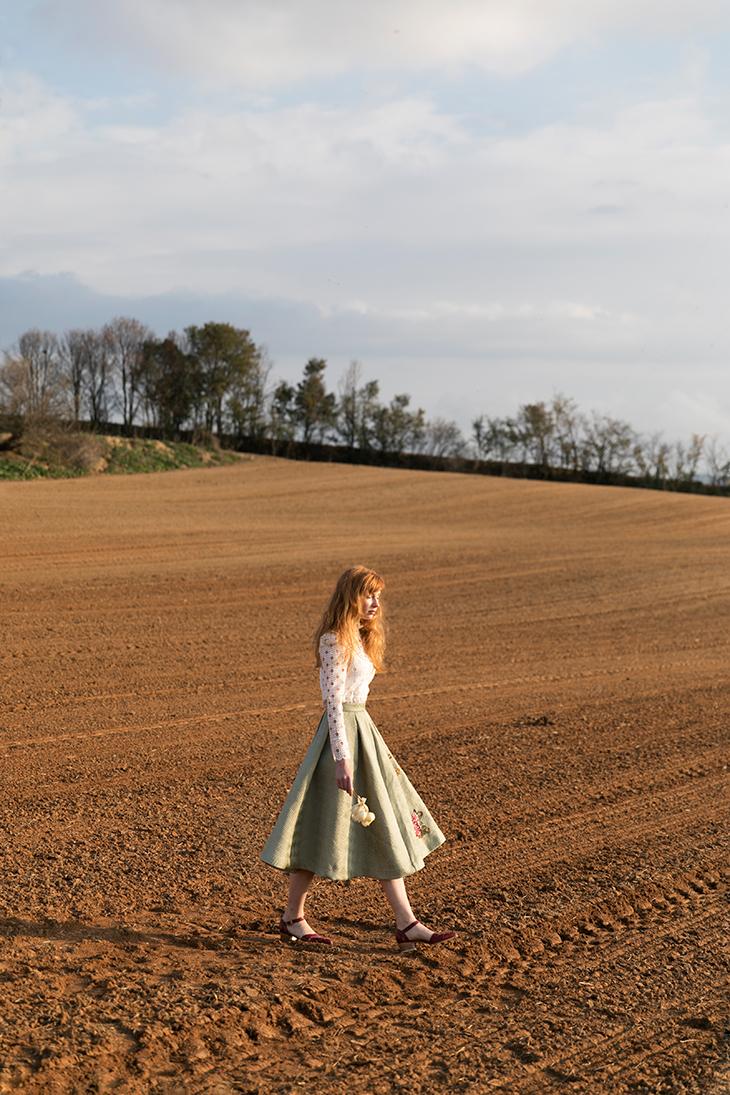 Moda Rural x Guillermo Sánchez + Yasmina Rodríguez