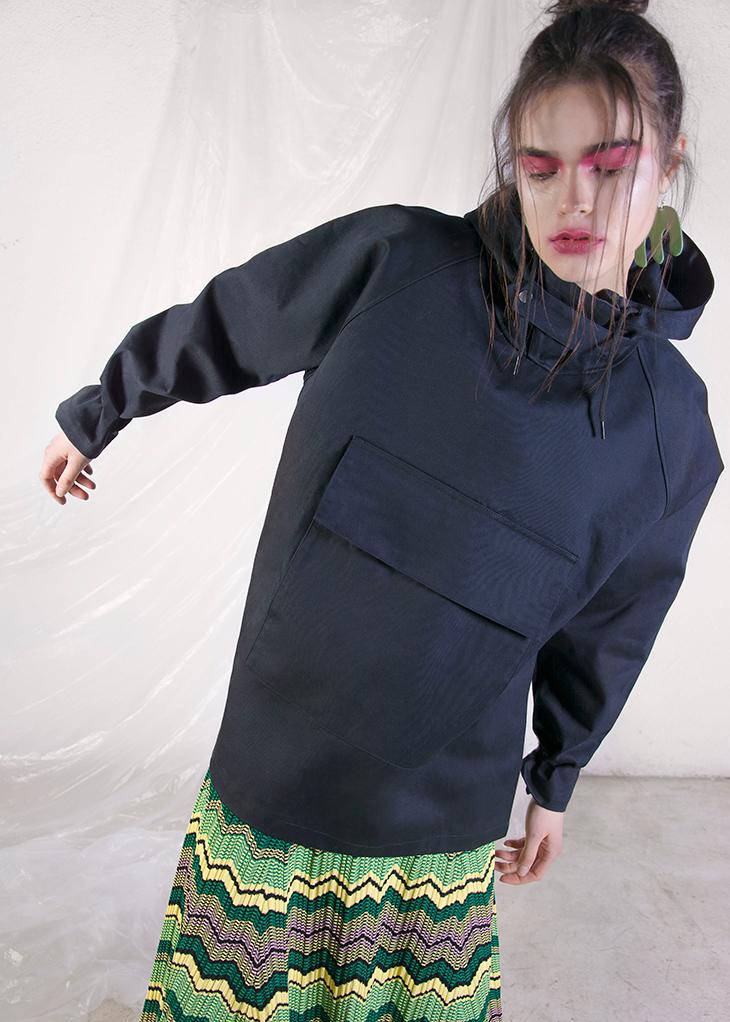 Editorial Moda Streetwear Chicas x Daniel Garó