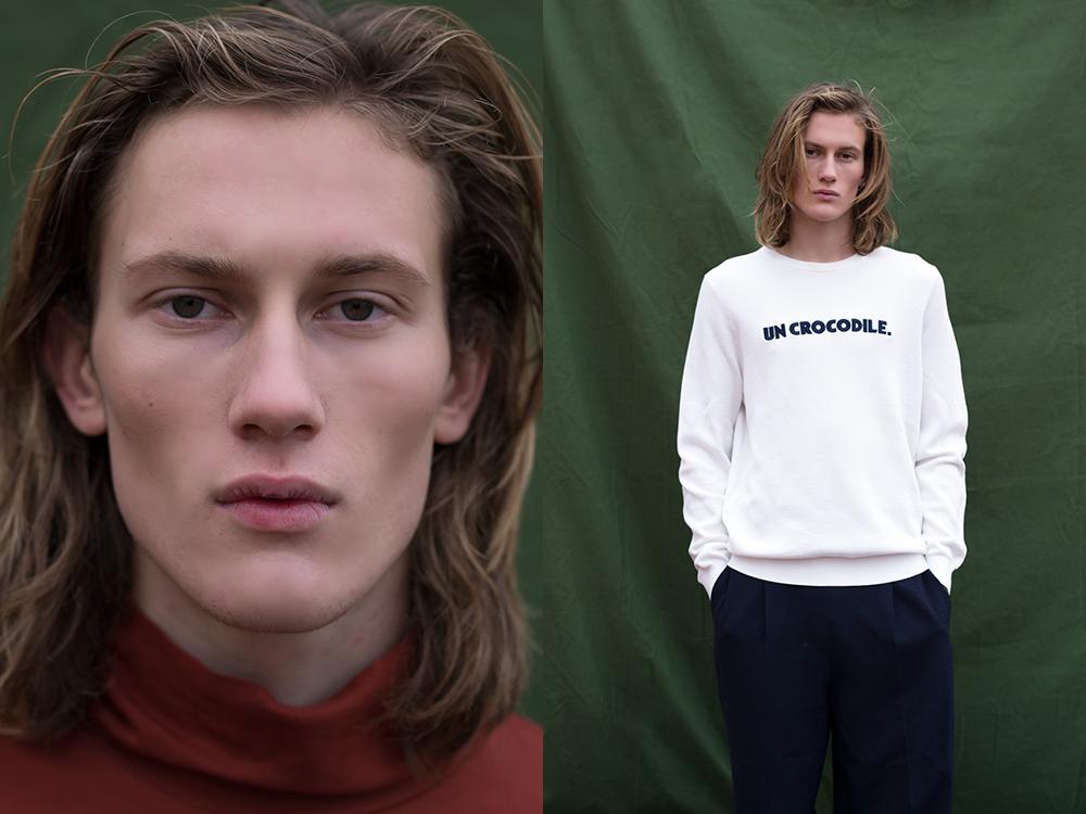 Editorial Streetwear x Simone Siel