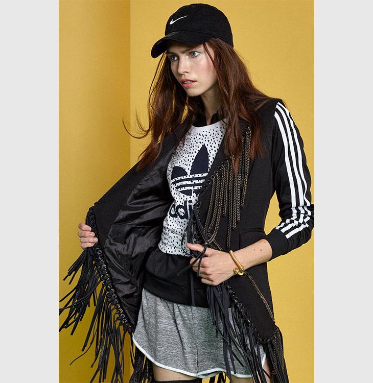 Editorial Streetwear Chica x Marc Díez