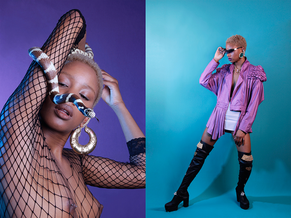 Editorial Moda x Ion Leibar & Damara Ingles