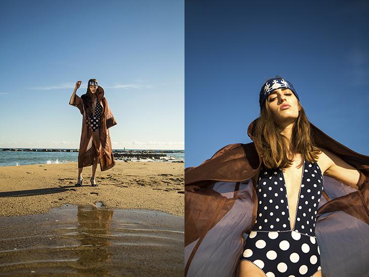 Editorial de Moda en Barcelona x Boyan Li