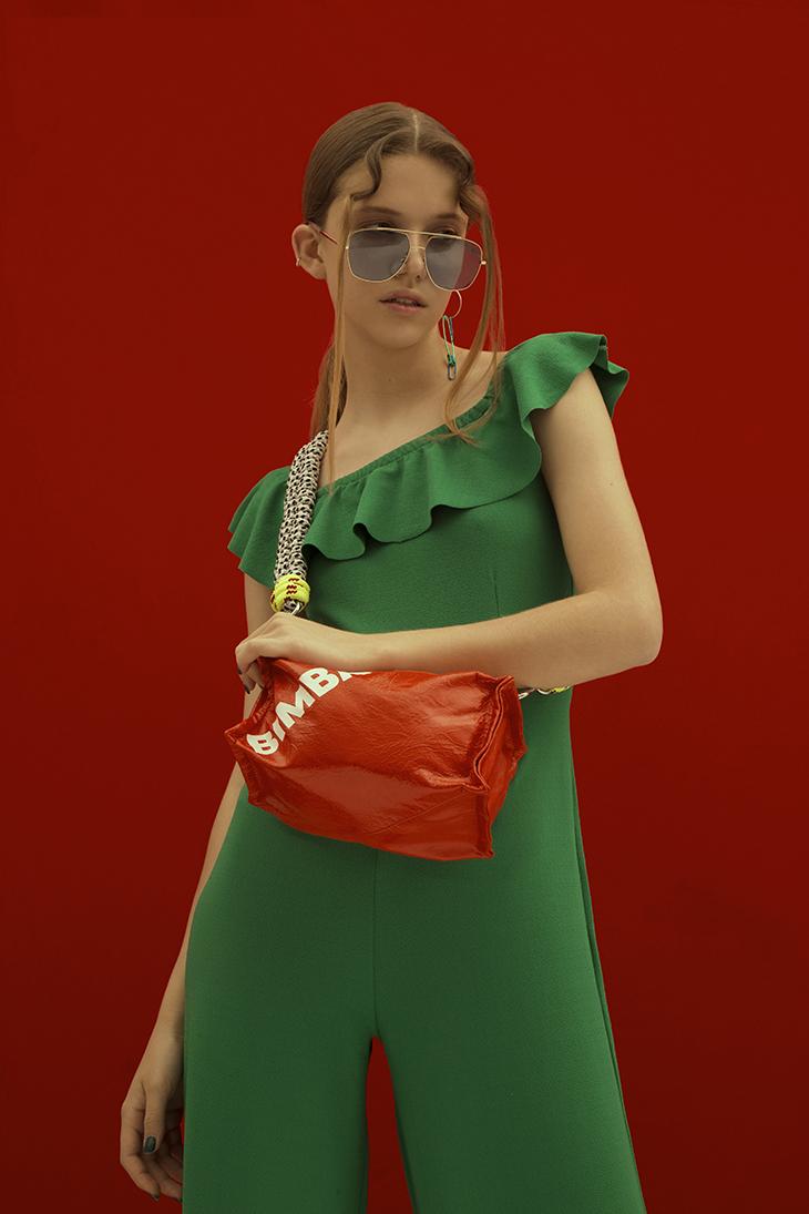 Editorial moda para chicas por Mario González