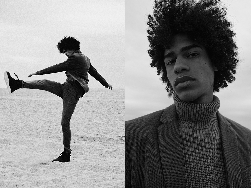 Neo Basquiat: Editorial Moda x Víctor Buxan