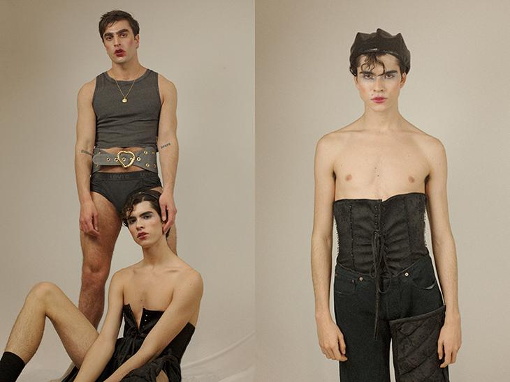 Editorial moda chico x Manuel Gutierrez