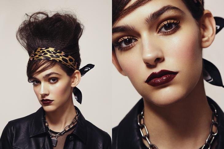 Beauty Editorial x Rubén Vallejo