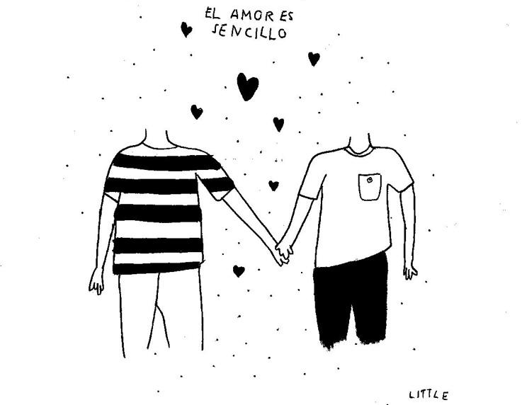 El amor es sencillo