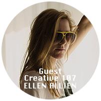Guest Creative Ellen Allien