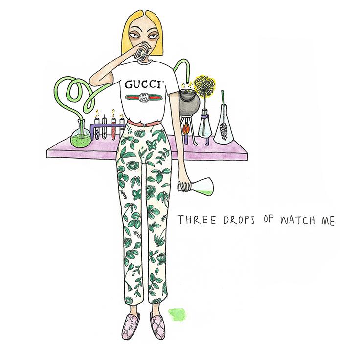La Liberación Femenina x Gucci Bloom