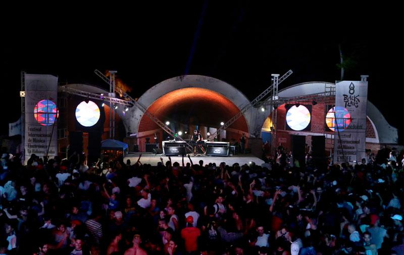 Eyeife el festival de música electrónica de Cuba