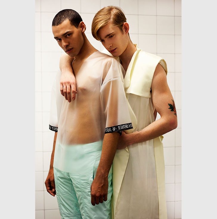 Fashion Editorial by Pepe Herreros