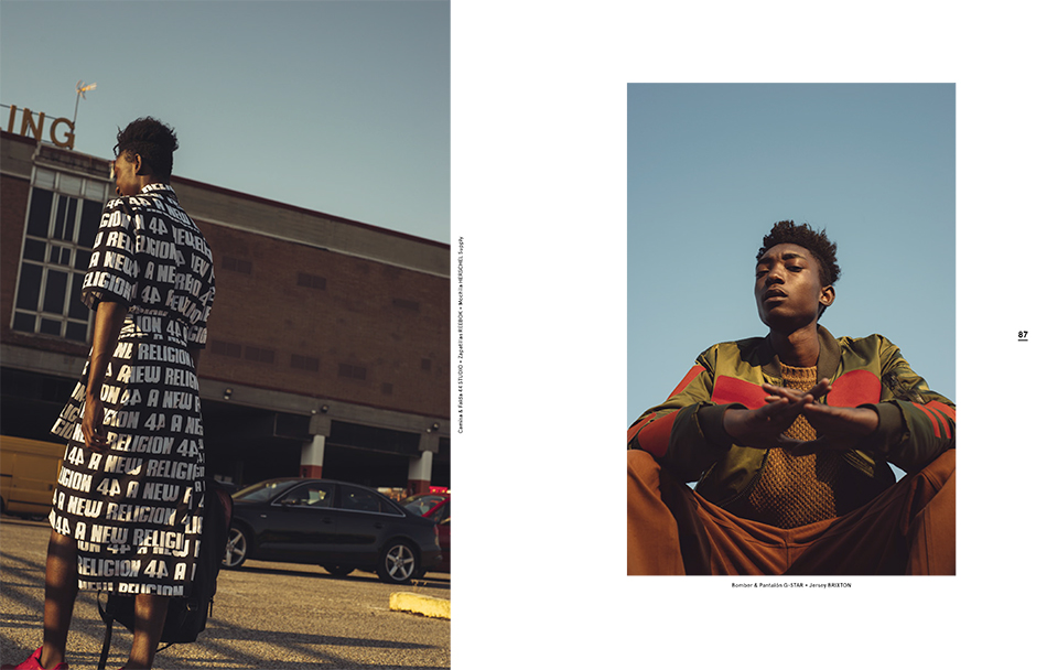 Fashion Editorial x Jesse Oaks